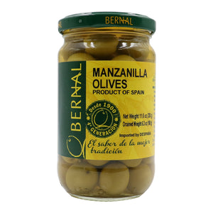 BERNAL Manzanilla Olives