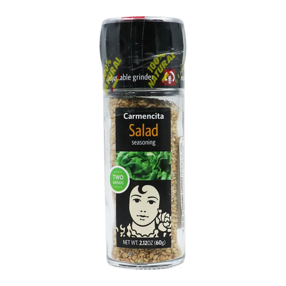 CARMENCITA Salad Seasoning with Grinder