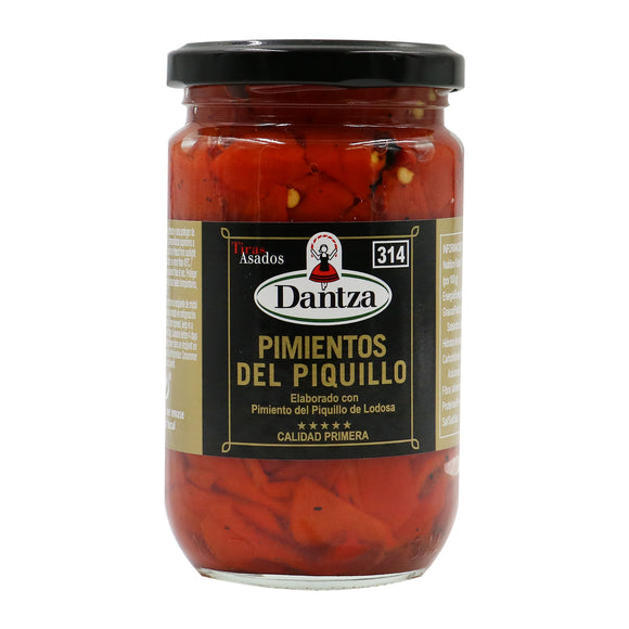 DANTZA Piquillo Pepper Strips