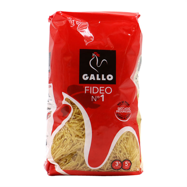 GALLO Fideo Nº 1