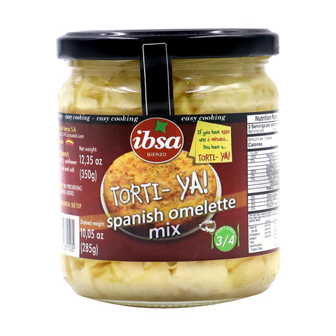 IBSA Spanish Omelette Mix