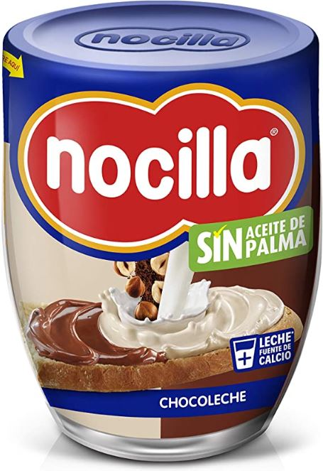 Nocilla Bicolor / Cocoa & Hazelnut chocolate spread 190g