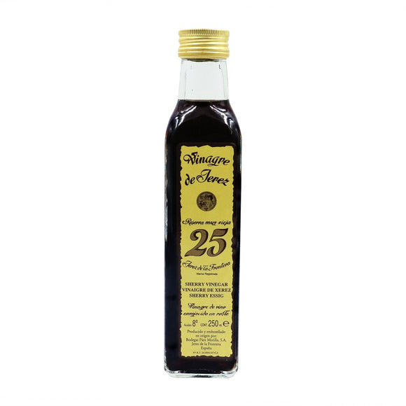 PAEZ MORILLA Reserve Sherry Vinegar 25 Years