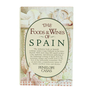 The Foods & Wines of Spain