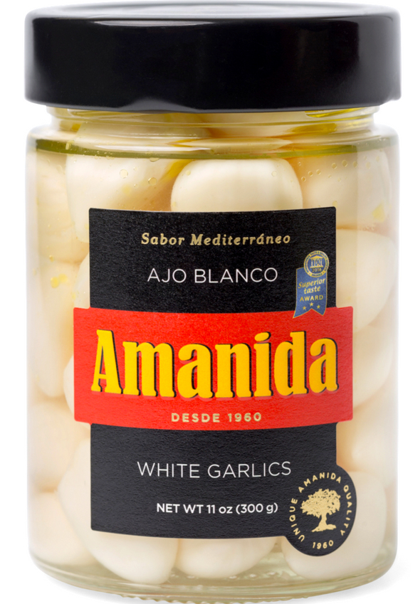 Amanida White Garlic 350ml