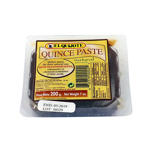 El Quijote Natural Quince Paste