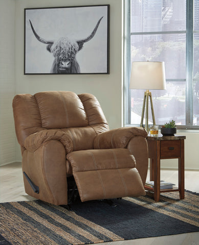 McGann - Saddle - Rocker Recliner