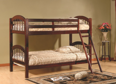Twin/Twin Shaker Bunk Bed
