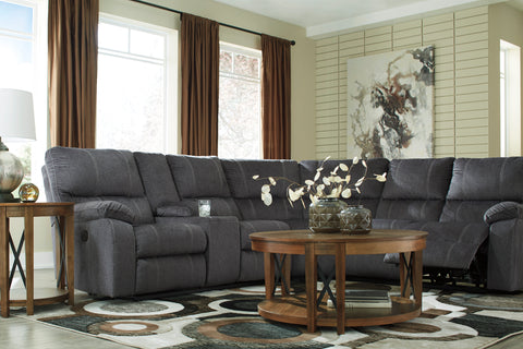 Urbino - Charcoal - Sectional