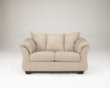 Darcy - Stone - Sofa/Loveseat