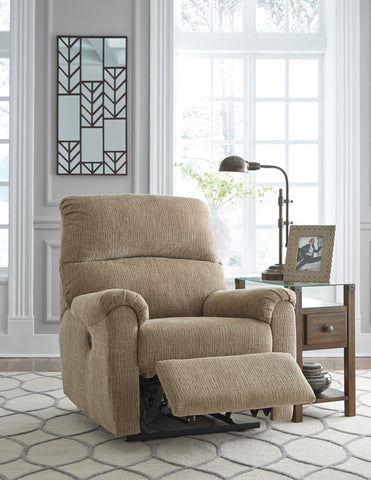 McTeer - Mocha - Power Recliner