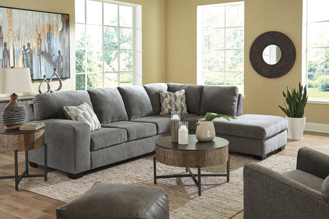 Dalhart - Charcoal - Sectional