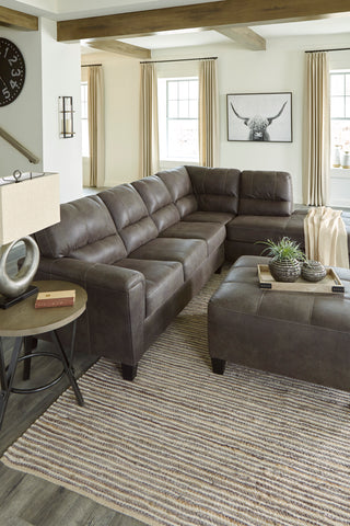 Navi - Smoke - Sectional