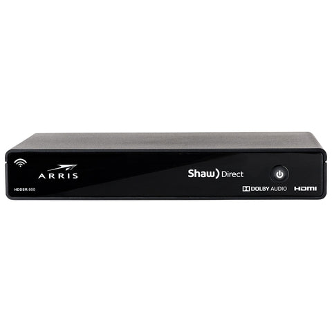 Shaw Direct HDDSR800 HD Receiver