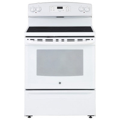 "GE 30"" Free Standing Electric Self Cleaning Range"