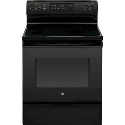 GE Freestanding Electric Range With Self-Clean Oven