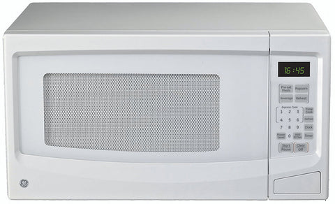 GE 1.1 cu. ft. Countertop Microwave Oven - White