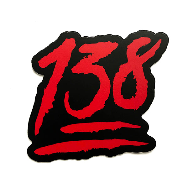 Keep it 138 Sticker