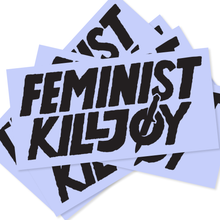 Feminist Killjoy Sticker Packs