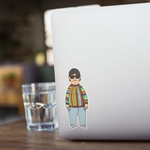 Notorious B-I-Gene - Bob's Burgers Sticker