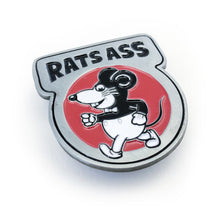 Dick Daniels - Rats Ass - Lapel Pin