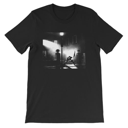 Exorcist Calling - Short-Sleeve Unisex T-Shirt Black