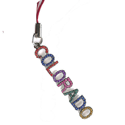 Colorado  Purse Charm - Charm14