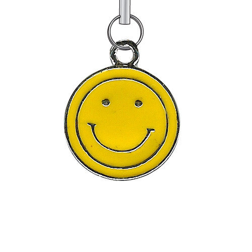 Smiley Face Purse Charm - Charm14