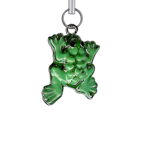 Frog Purse Charm
