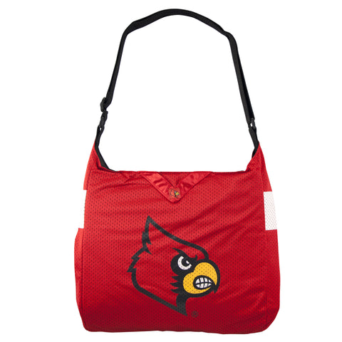 Louisville Cardinals -Team Jersey Tote - Charm14