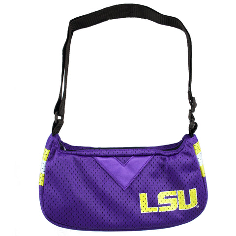 Louisiana State University Tigers- Jersey Purse