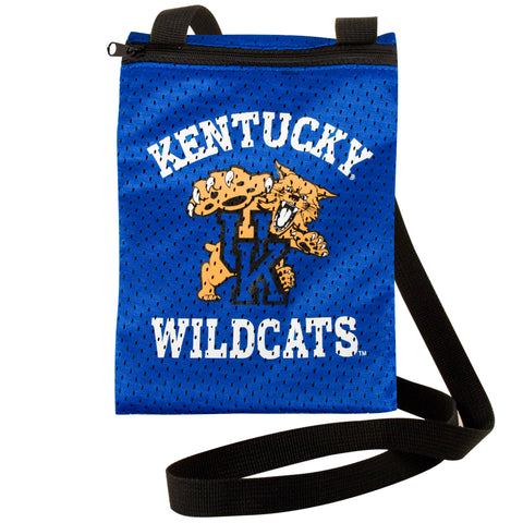 Kentucky Wildcats Jersey Gameday Pouch - Charm14