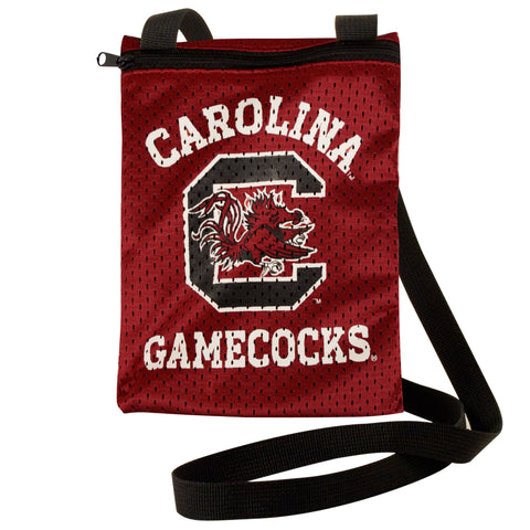 South Carolina Gamecocks Jersey Gameday Pouch - Charm14
