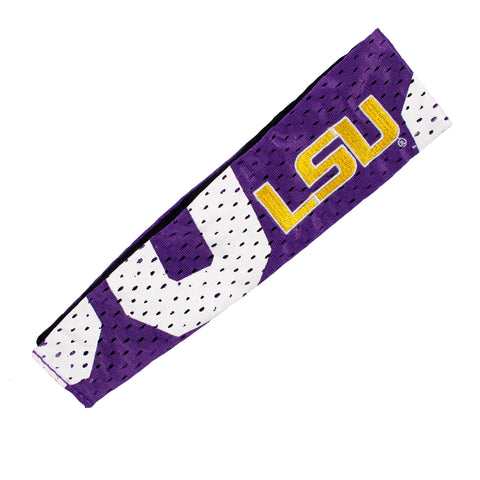 NCAA LSU Tigers Fanband Headband - Charm14