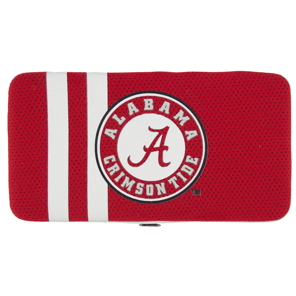 Alabama Crimson Tide Shell Mesh Wallet - Charm14
