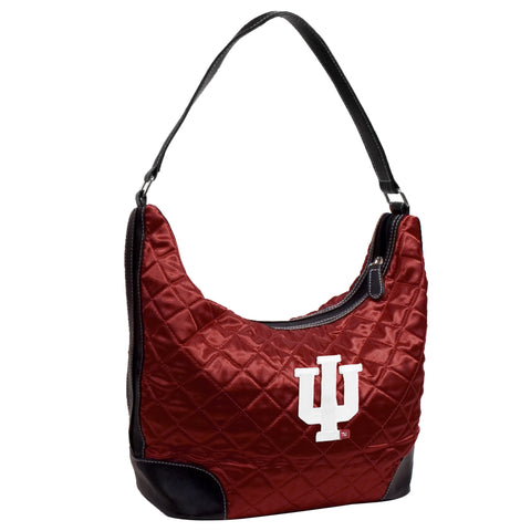 Indiana Hoosiers Quilted Hobo - Charm14