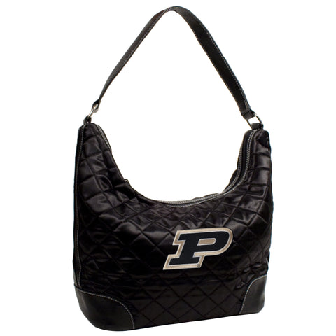 Purdue Boilermakers Quilted Hobo
