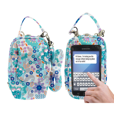 cell phone purse