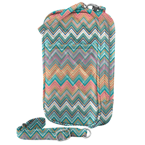 Cell Phone Purse - Zoey PursePlus Quilt with Touchscreen - Charm14
