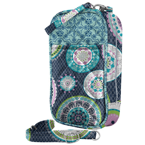 Cell Phone Purse - Isabella PursePlus Quilt with Touchscreen - Charm14