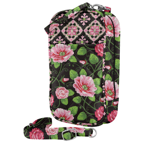 Cell Phone Purse - Bella PursePlus Quilt with Touchscreen - Charm14