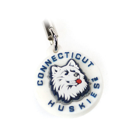 Connecticut Huskies Purse Charm