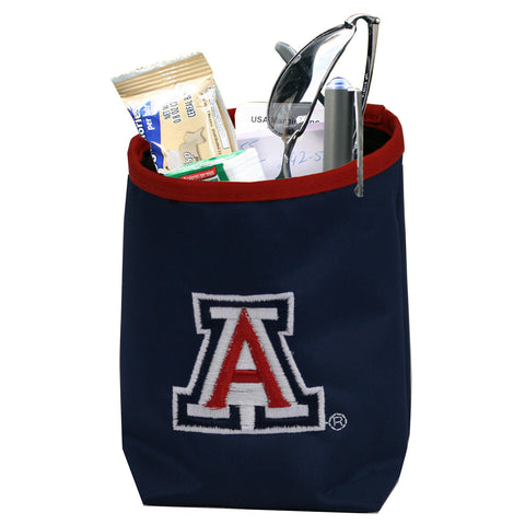 NCAA Car Pocket Organizers - Charm14