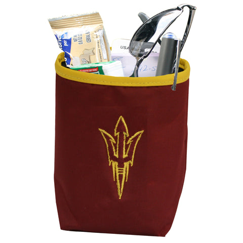 Arizona State Sun Devils Car Organizer Pocket