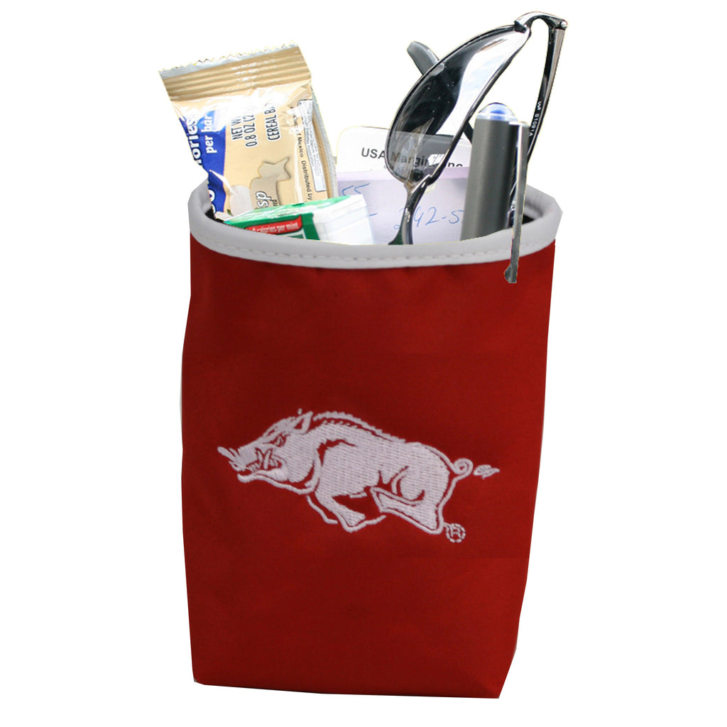 Arkansas Razorbacks  Car Pocket - Charm14