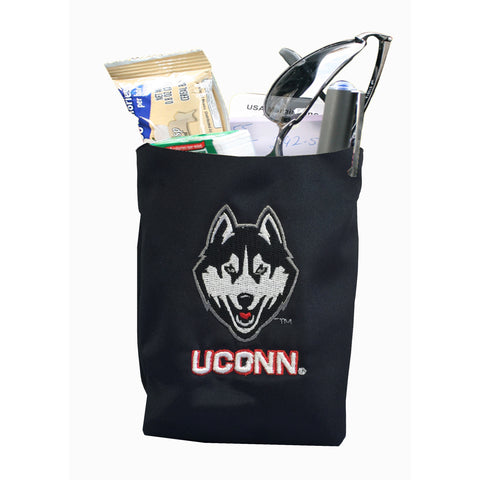 UConn Huskies Car Organizer Pocket