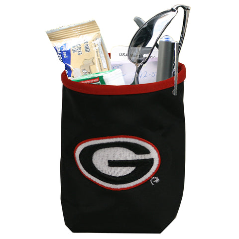 Georgia Bulldogs Car Organizer Pocket