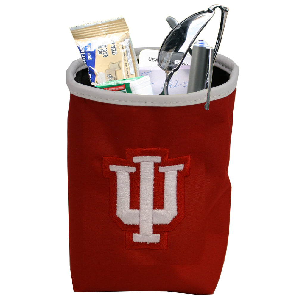 Indiana Hoosiers Car Organizer Pocket