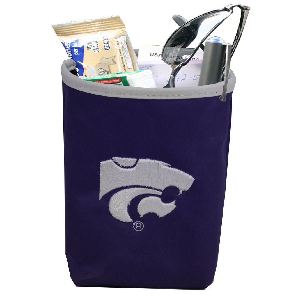 Kansas State Wildcats Car Organizer Pocket