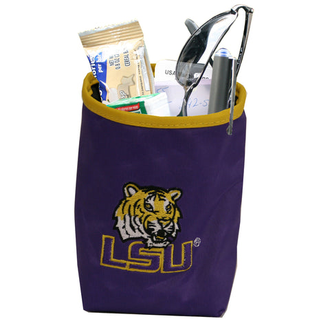 NCAA LSU Tigers Car Organizer Pocket